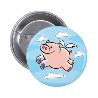 Pigs Fly Button