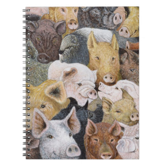 Pigs Galore Notebook