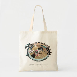 Pigs in Paradise Tote Bag