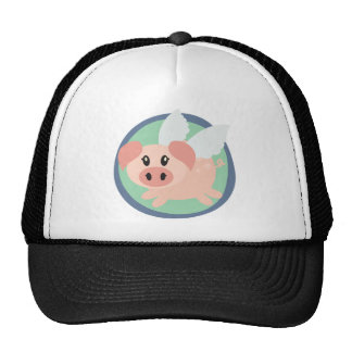 Pigs Might Fly Cap