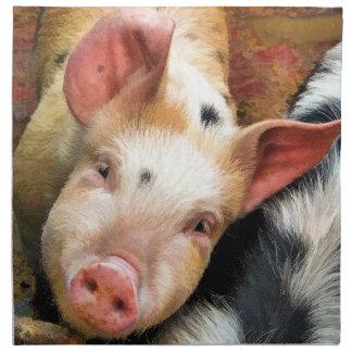 PIGS NAPKIN