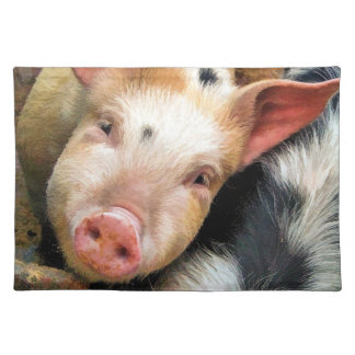 PIGS PLACE MAT