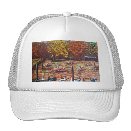 Pigs & Roosters Cap