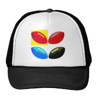 Pigskin 1 mesh hat