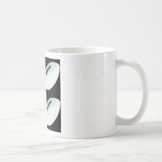 Pigskin 2 coffee mug