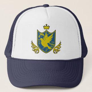 pijiyoneishiyonkiyatsupu - PigeoNation's Trucker Trucker Hat