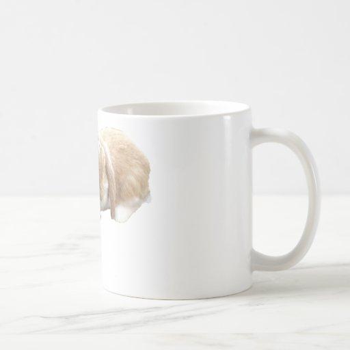 Pika And Ollie Bunnies Coffee Mugs