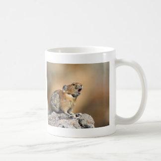 pika basic white mug