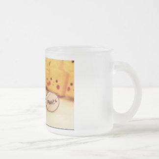 PIKA! FROSTED GLASS MUG