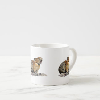 Pika Howling Espresso Mug