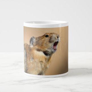 Pika Howling Jumbo Mug