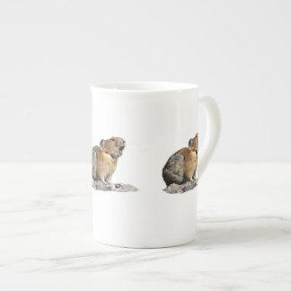 Pika Howling Porcelain Mug