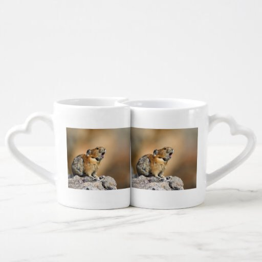 Pika Couple Mugs