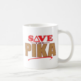 Pika Save Coffee Mug