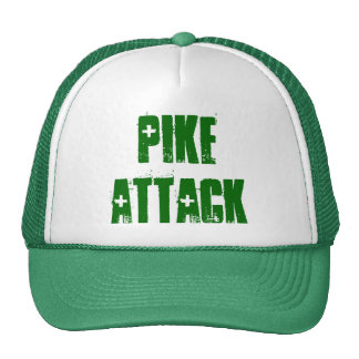 Pike Attack Hats