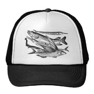 Pike Family - Fish Cap