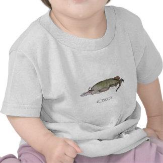 Pike fish, tony fernandes t shirts
