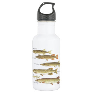 PIKE FISHING FAMILY LIBERTY 532 ML WATER BOTTLE