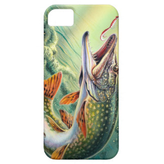 PIKE FISHING iPhone 5 COVER