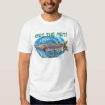 Pike Muski fishing Tshirt