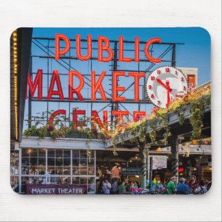 Pike Place Public Market Mouse Mat