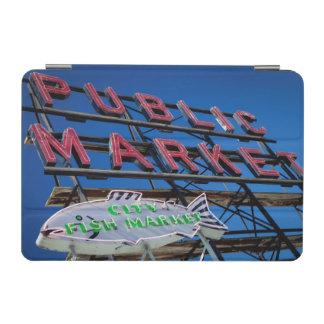 Pike Place Public Market Sign iPad Mini Cover