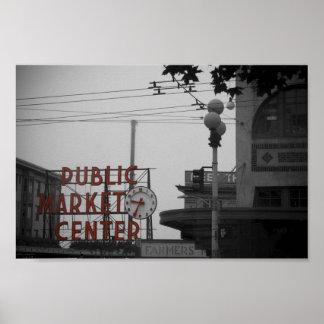 pike street market poster
