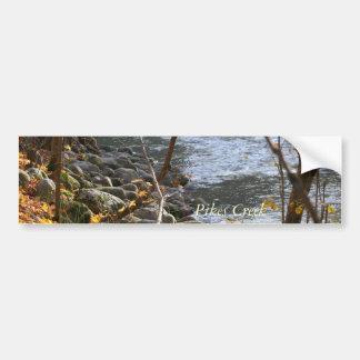 Pikes Creek Bumper Sticker