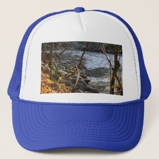 Pikes Creek In The Fall Trucker Hat