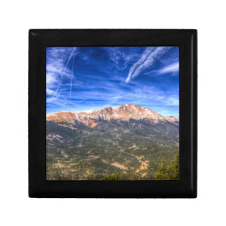 Pikes Peak and Blue Sky Gift Box