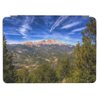 Pikes Peak and Blue Sky iPad Air Cover