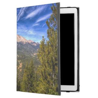 "Pikes Peak and Blue Sky iPad Pro 12.9"" Case"