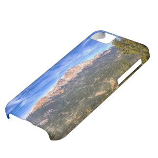 Pikes Peak and Blue Sky iPhone 5C Case
