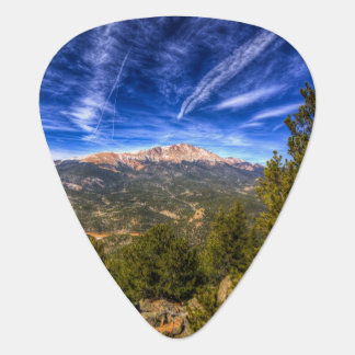 Pikes Peak and Blue Sky Plectrum