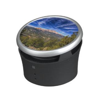 Pikes Peak and Blue Sky Speaker