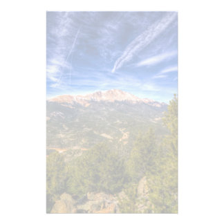 Pikes Peak and Blue Sky Stationery