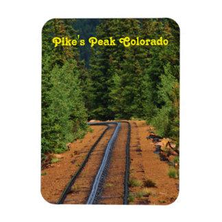 Pike's Peak Colorado Magnet