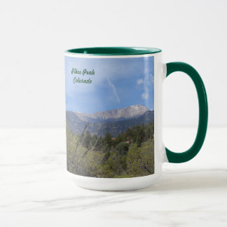 Pikes Peak- Colorado Springs Mug