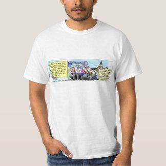Pikes Peak Hill Climb Cartoon Shirt