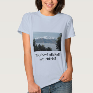 Pikes Peak Ladies T T-shirts