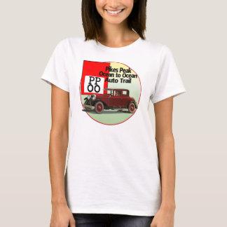 Pikes Peak Ocean to Ocean Auto Trail T-Shirt