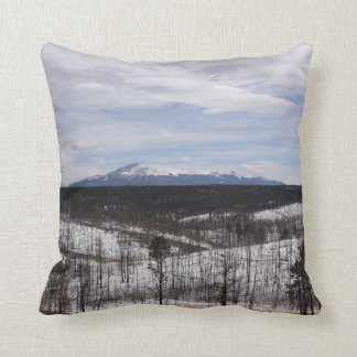 Pike's Peak Pillow