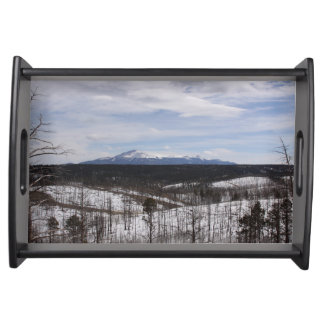 Pike's Peak Serving Tray