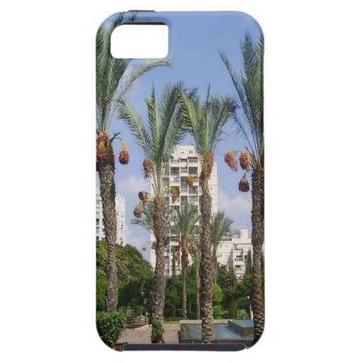 PikiWiki Israel Palm Trees Merom Naveh park Ramat iPhone 5 Cover