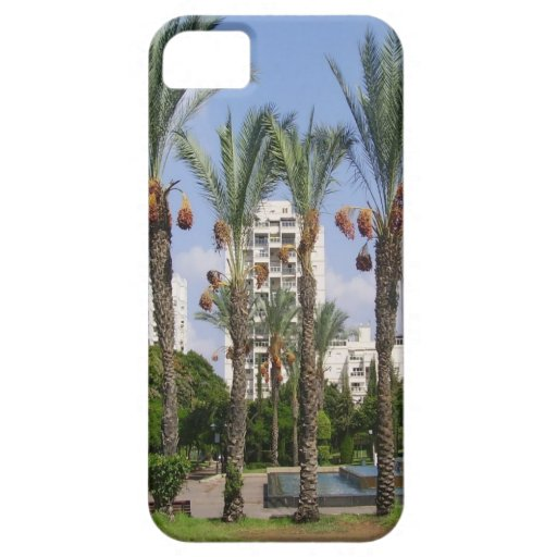 PikiWiki Israel Palm Trees Merom Naveh park Ramat iPhone 5 Cases