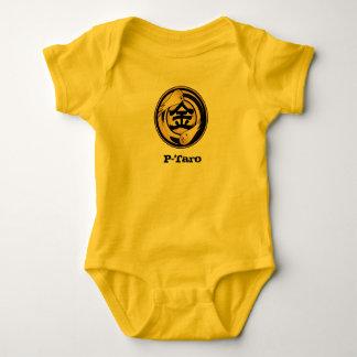 "PIKONOTE baby suit ""kinnoyuupi"" Baby Bodysuit"