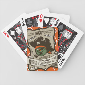 PIKONOTE Bicycle® poker tramp Bicycle Playing Cards