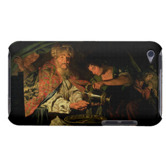 Pilate Washing his Hands (oil on canvas) Barely There iPod Case