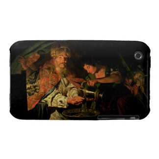 Pilate Washing his Hands (oil on canvas) iPhone 3 Case-Mate Case