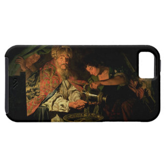 Pilate Washing his Hands (oil on canvas) iPhone 5 Cover